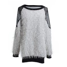 amazones gadgets Sexy Casual Sheer Mesh Back See Through Long Sleeve Blouse Plus Size: Bid: 24,14€ Buynow Price 24,14€ Remaining 14 hrs 50…