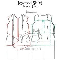 Layered Shirt