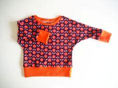 The Julia sweater pattern