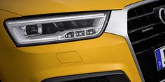 2016 Audi Q3 Headlights