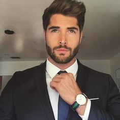 Thanks to @nick__bateman for showing us how easy it is to dress up the Classic Warwick! #danielwellington by danielwellington - Coming soon to Grace & Co