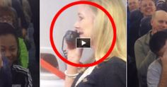 Nobody Expected A Flight Attendant Could Do THIS. And It Was Caught On Video!
