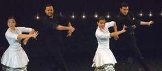 """ALMUÑÉCAR.El coreógrafo y bailarín granadino Daniel Doña (1977) presentó anoche con éxito su espectáculo """"No pausa"""" en la Casa de la Cultura de Almuñécar."""