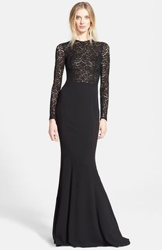 Cheap Long Sleeve Prom Dresses Gowns with Sleeves - Aisle Style UK ...