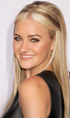AJ Michalka-Ummm... Can she share her beauty?