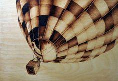 Fantastiche immagini in mongolfiera su hot air