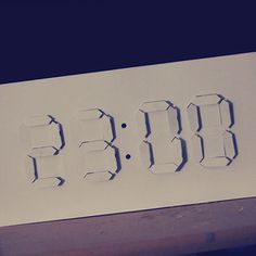 Digital/Analog Paper Clock - Arduino + PaperCraft