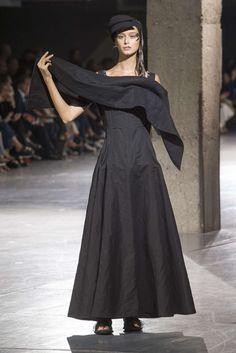 Yohji Yamamoto, Printemps/été 2018, Paris, Womenswear