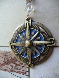 Maritime Conscientious Brass Engraved Compass Marina Military Gps Path Compas Nautical Gift Hiking Camp Antiques