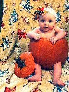 Pumpkin Baby Carrier