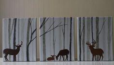 Woodland nursery decor!!!