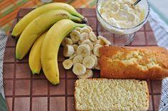 Simple Banana Pudding Cake