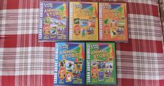 Lots & Lots of Animals DVDs (Product Review)