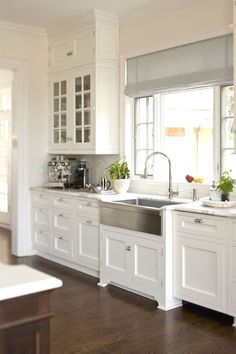 Kitchen Cabinet Ideas - CLICK THE PICTURE for Various Kitchen Ideas. #cabinets #kitchendesign