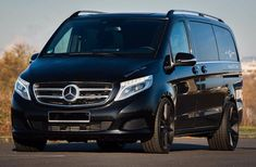 Mercedes V Class Tuning 22 3 inch coilover photo
