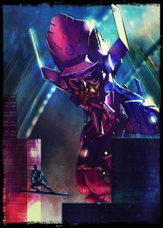 Silver Surfer Galactus and the End of the World