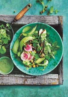 Trying to eat more greens? Three nutrient-packed recipes you'll want to make for spring : Our pick of the recipes from Donna Hay's Fresh + Light Issue 2.