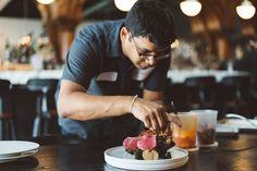 Chef Avishar Barua is making magic – and amazing food – at Service Bar Executive Chef, His Travel, Columbus Ohio, Your Turn, Travel Around The World, Day Trips, Travel Destinations, Dishes, Explore