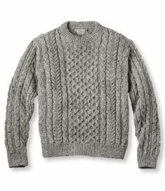 Todd Snyder Men/'s Navy Patterend Cable Knit Cotton Crew-Neck Pullover Sweater