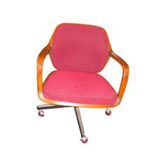 Image of 1105 Side Chair Designed by Don Petitt for Knoll