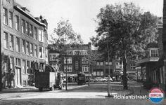 Rotterdam: De Heinlantstraat omstreeks 1961