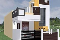 - Her Crochet House Front Wall Design, Single Floor House Design, Two Story House Design, House Outside Design, Village House Design, Kerala House Design, Bungalow House Design, Small House Design, House Design Pictures
