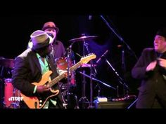 "Chicago Blues legend Lurrie Bell performs ""Messin' With The Kid"" at La Trastienda Club in Buenos Aires, Argentina in 2010. With Max Valldeneu - rhythm guitar, Gabriel Cabiaglia - drums, Gustavo Bohemio Rubinsztein - bass, Guillermo Raices - keyboards, Ruben Gaitan - harp"