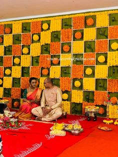 by Sindhu Bangalore Branch , .we use only natural materials for the most important events - Wedding interests
