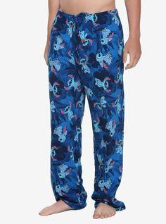 2ba5f2f802 Disney Lilo   Stitch Jungle Stitch Pajama Pants