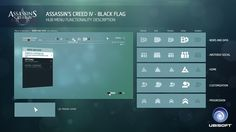 assassin's creed UI - Google 검색