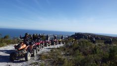 Book your quad biking and paintball adventures with SA Forest Advenures in Hermanus, South Africa - Dirty Boots Whale Watching Destinations, Bike Trails, Biking, Coast Hotels, Forest Adventure, Quad Bike, Adventure Activities, Plan Your Trip, Day Tours