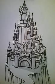 how to draw a castle - Google Search