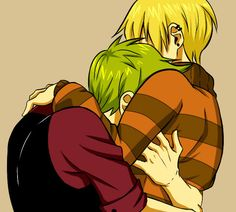 3SD -- Ted and Chris by Lily-Draws on DeviantArt