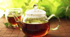 Chá casca de cebola – tosse e constipação