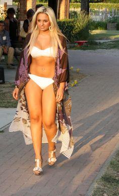 Positano style caftan! #beachwear