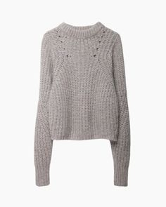 Newit Mohair Pullover // Isabel Marant