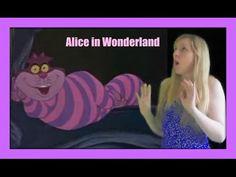 Alice in Wonderland Skit   InitiallyCameraShy - YouTube