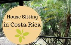 House Sitting in Costa Rica | Two Weeks in Costa Rica