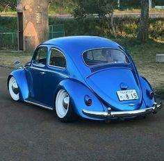 Fusca blue - fb