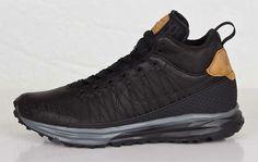 Nike Lunarfresh Sneakerboot QS Black/Black Ale-Brown