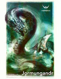Resultado de imagem para norskk art