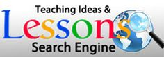 """The lesson Plan Search Engine is made up of over 50 verified and reputable teaching sites that DO NOT charge for lesson plans.  """