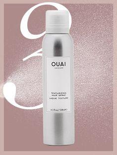 Dry Texture Sprays - Ouai Texturizing Hair Spray | allure.com