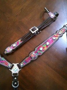 cowboy couture tack sets check them out i buy alot from them