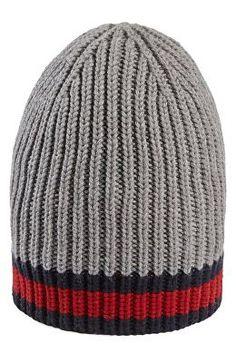 GUCCI Designer Stripe Wool Beanie  04d0f8fc16bc