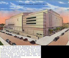 Municipal Auditorium.