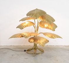 Impressive Rabarbaro Floor Lamp by Carlo Giorgi for Bottega Gadda, Italy, 1970s
