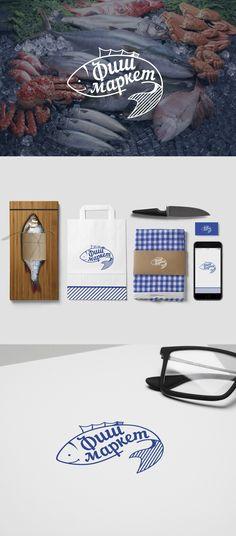 Разработали логотип для для сети рыбных магазинов Фишмаркет +38(048)789-4052; +38(093)1205279; +38(068)1205279; +38(066)1205279; #логотип #logo #дизайн #полиграфия #типография