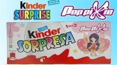 Niespodzianka dla dzieci - YouTube Witam wszystkich dziś otwieram trzy jajka niespodzianki z kolekcji Pop Pixie. Ta kolekcja jest z 2011 roku. W środku ciekawe zabawki. Jeżeli chcesz zobaczyc jakąś ciekawąkolekcje napisz o tym w komentarzu. Kinder Niespodzianka znany takze jako Jajko kinder niespodzianka Niespodzianka kinder Jajko niespodzianka Kinder Joy