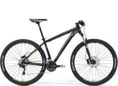 """Sporti.pl - #Rower 14-14758 #Merida BIG NINE 500 19"""" czarno-szaro-zielony  #bike #bicycle"""